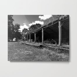Urban Decay 5 Metal Print