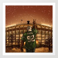 The Philly Way Art Print
