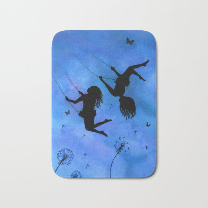 Free As The Wind Bath Mat