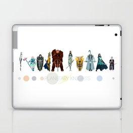 Planetary Knights Laptop & iPad Skin