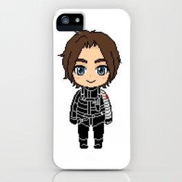 Bucky Pixel iPhone Case