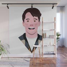 Ferris Bueller's day off (Ferris) Wall Mural