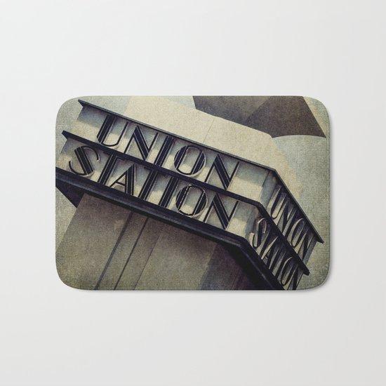 Union Station Bath Mat