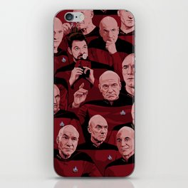 Picard Day iPhone Skin
