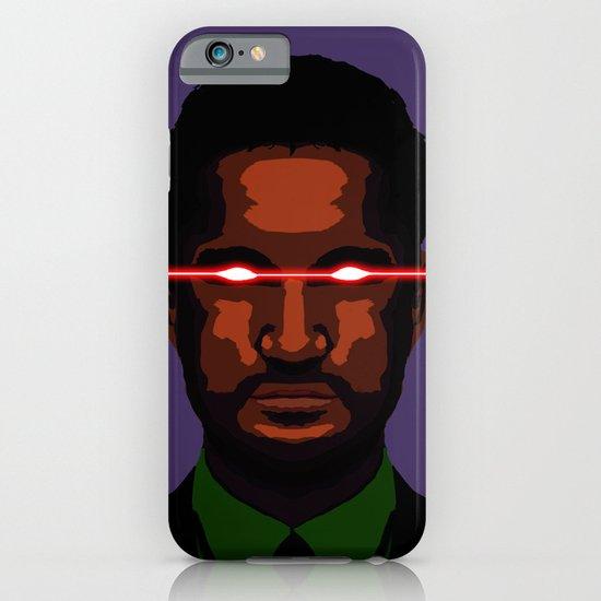 evil businessman  iPhone & iPod Case