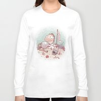 spaceman Long Sleeve T-shirts featuring Spaceman by StarFil