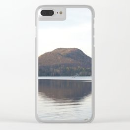 tremblant beauty Clear iPhone Case
