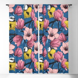 Spring time Blackout Curtain
