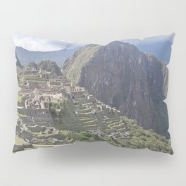 Machu Pichu Cuzco Peru Pillow Sham