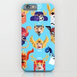 Norse Gods iPhone Case