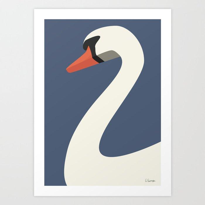 SVANE Art Print