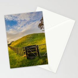 Pleasant Pasture 2 Stationery Cards