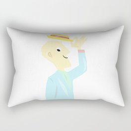 Summer is coming! Holidays ! Rectangular Pillow