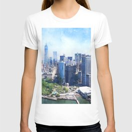 New York City, Islet T-shirt