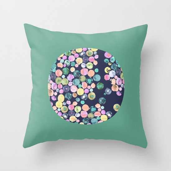 Oh No, I'm Losing my Marbles! Throw Pillow