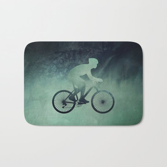 Bicycle lover Bath Mat