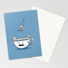 Exclusive Pool Party Stationery Cards