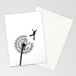 Free Dandelion Stationery Cards