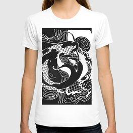 Koi B&W T-shirt