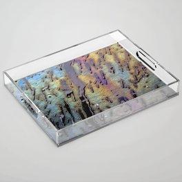 Drips Acrylic Tray