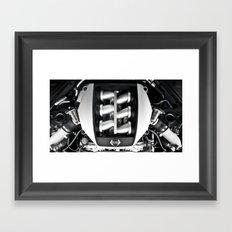 GTR Framed Art Print