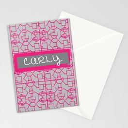 Square Affair Stationery Cards