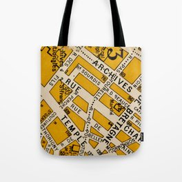 All About Paris II Tote Bag