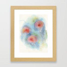 Floating No. 2 Framed Art Print