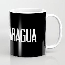 Nicaraguan Flag & Nicaragua Coffee Mug