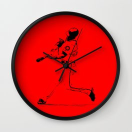 Power Hop Wall Clock