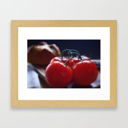 Italy Calls Kitchen Art Framed Art Print