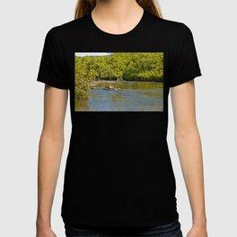 Beautiful river view T-shirt