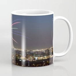 Fireworks. Coffee Mug