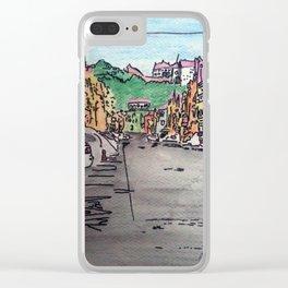 Landshuter Neustadt Clear iPhone Case