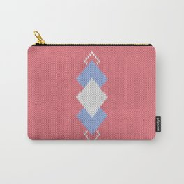 Wool diamonds 01  Carry-All Pouch