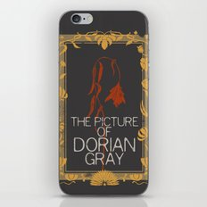 BOOKS COLLECTION: Dorian Gray iPhone Skin