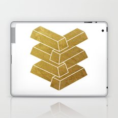Illusory (white) Laptop & iPad Skin