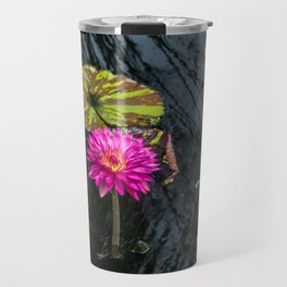 Amazonian Water Lily Travel Mug