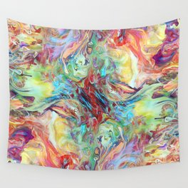 Abstract Marble 07 Wall Tapestry