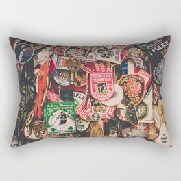 Never Forget Rectangular Pillow