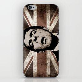 UK BEAN iPhone Skin