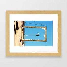 Bird Framed Framed Art Print