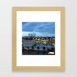 Gowanus Framed Art Print