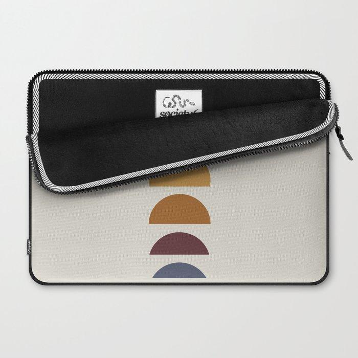 Minimal Sunrise / Sunset Laptop Sleeve