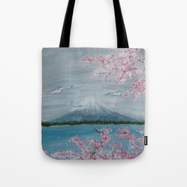 Japanese Vibes Tote Bag