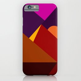 Road to Giza iPhone Case