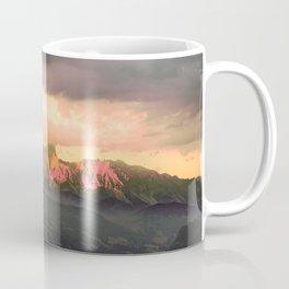 Escaping  -  Mountains - Dachstein, Austria Coffee Mug