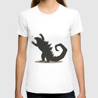 godzilla T-shirts featuring Godzilla by Arsyl Art