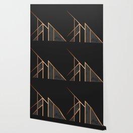 Black & Gold 035 Wallpaper
