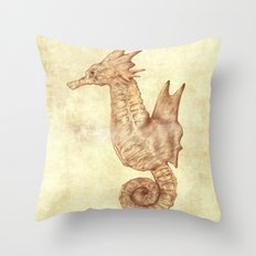Seadra Throw Pillow